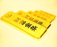 財富金(jin)條