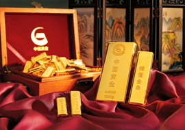 Investment Gold Bars (Store of Value)